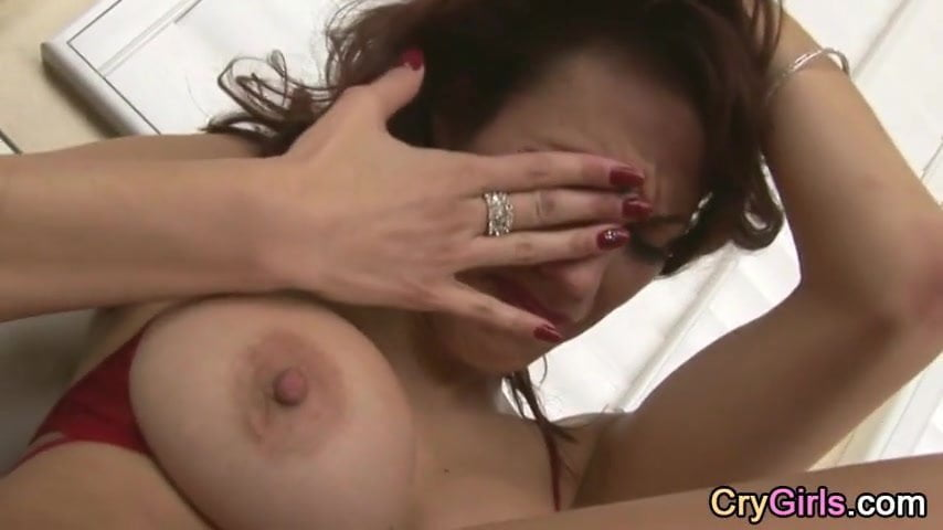 Solo Intense Shaking Orgasm