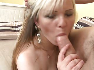 Chubby mum fucked by young boy