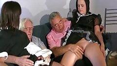Amatőr crossdress pornó