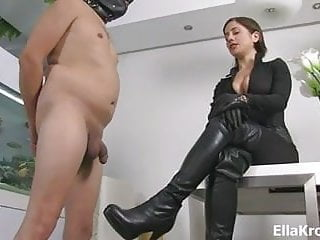 Ella Kross Spitting In Your Ugly Face