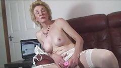 Mature Busty Milf Caroline
