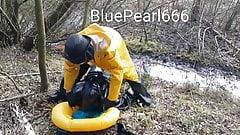 Rubberslut Outdoor Training