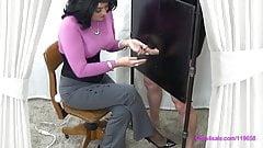 Femdom Handjob By Milf Mistress Mommy Governess