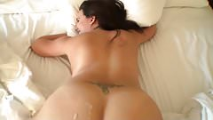 Six months pregnant preggo mom hard fuck in the morning