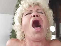 Interracial granny fuck - Effie