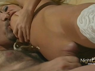 German Couple try first time Anal