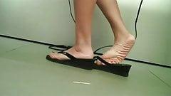 Candid feet #4