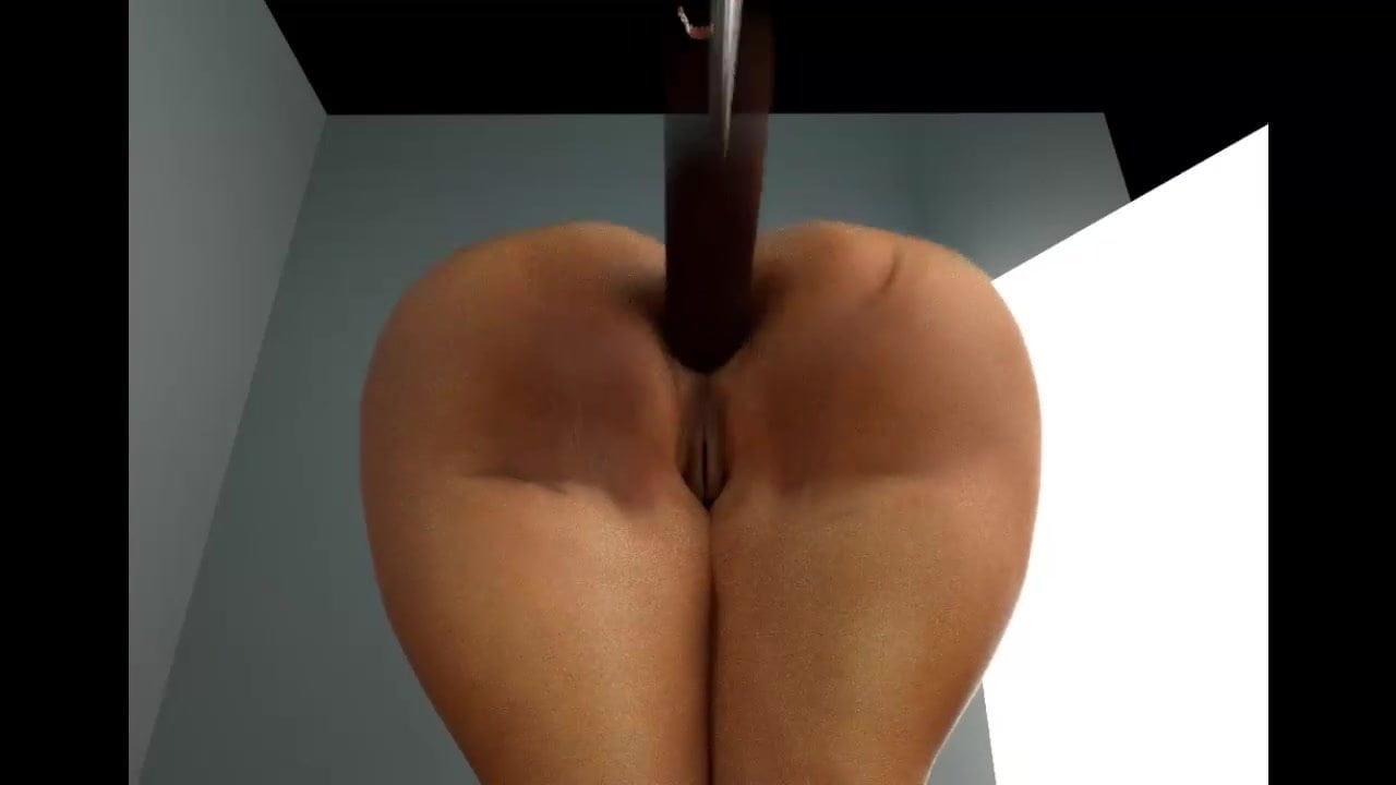 Big Booty Anal Machine 3D, Free Big Machine Hd Porn B1-8092