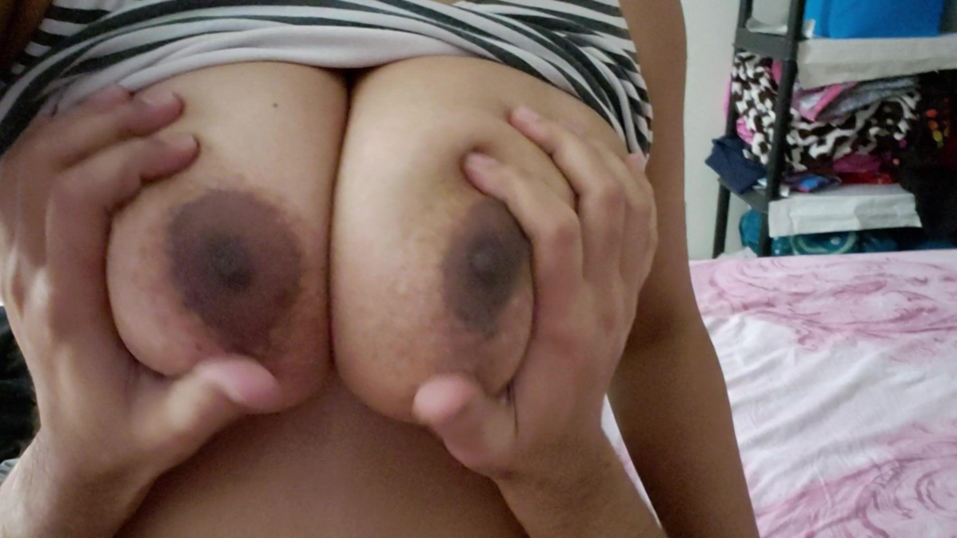 My Mallu Wife's Milky Titties