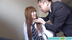 Schoolgirl Lifts Her Skirt To Get Fucked