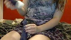 Hot Upskirt AssBate Cam