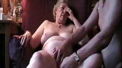 Grandpa masturbate granny