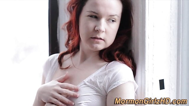 Preview 1 of Redheaded mormon milf