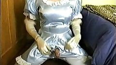 Satin Milk Maid