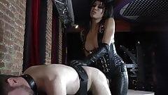 Fucked by hot mistress