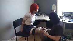 adreena office girl chairtied