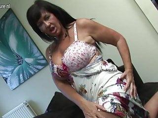 Hot Amateur MILF horny like Nymphomaniac