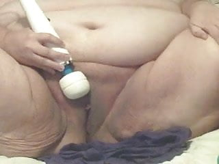hot new toy on my pussy