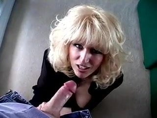 Milf skoolgirl eats cum