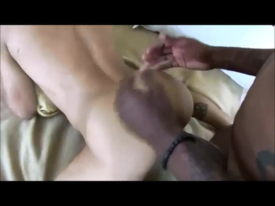 Gay Dude Gets His Tight Ass Full Of Cum