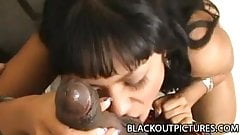 Kyanna Lee - Tight Asian Pussy Fitting A Big Black Schlong