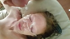 Cumming On Pale Beauty