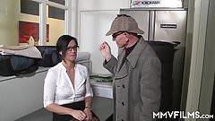German Anal Cheating Secretary