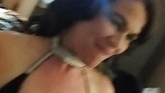 Cheating wife sucking dick