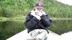 Elizabeth Douglas gone fishing