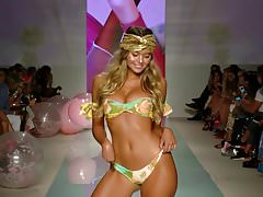 Balloons Breasts and Buns Bouncing on the Catwalk