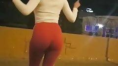le cul de pute de Manal la chienne beurette