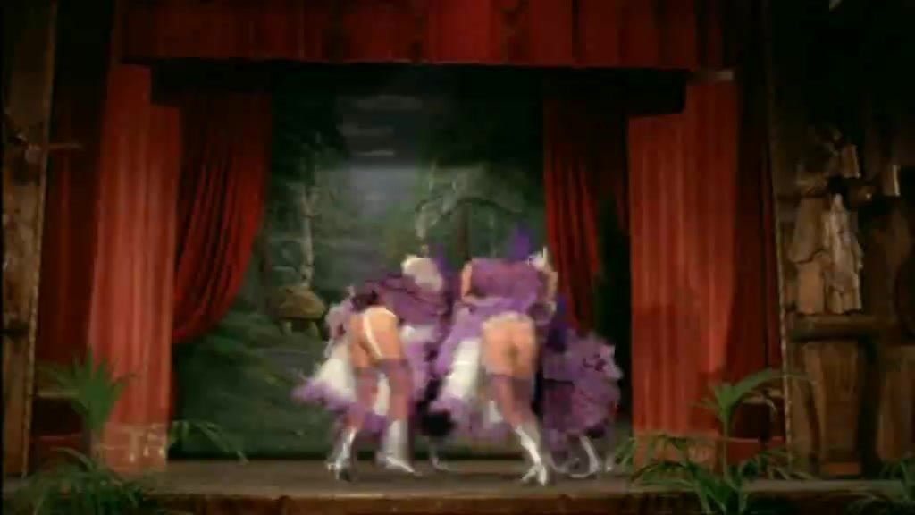 Vintage Danish In The Sign Of Taurus Dance Can-Can Porn 0C-8601