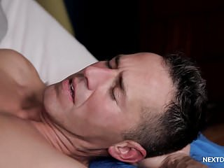 Preview 6 of NextDoorRaw Lance Ford punished by Officer Dean