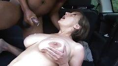 black man fucks mature milf