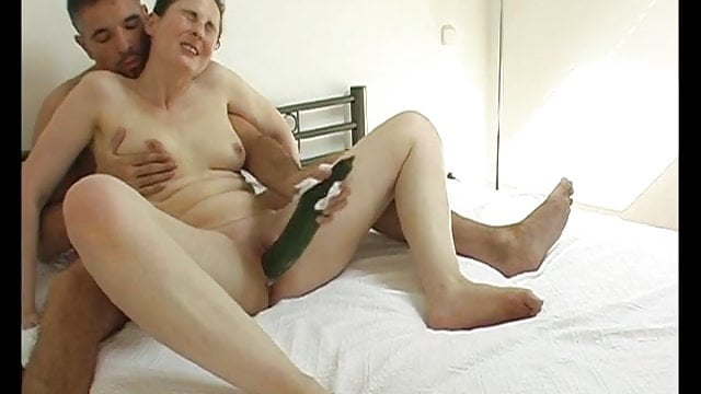 Sabine Being Fucked with toy by hubby