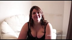 Claire barre is 3 cocks she greedy