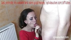 Wifey Facial Cum Plaster & Cum Play in Red