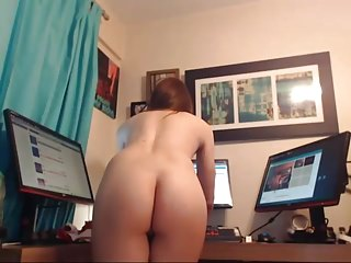 Preview 3 of Christmas Naked Teenager
