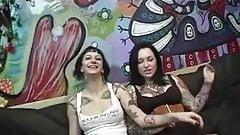 International lesbian porn