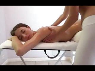 Slow Lesbian Massage...F70