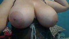 Webcams 2014 - Colombian MILF w HUGE TITS 4