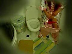 Teen Girl Masturbete In Her Bathroom