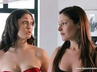 Christine Nguyen and Melissa Jacobs - Sexy Wives Sinsations