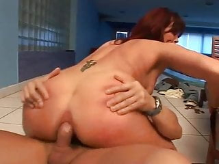 Mature anal hard sex 6