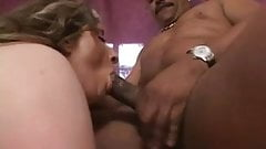Big Titted Kitty's Hairy Cunt And Asshole Fucked