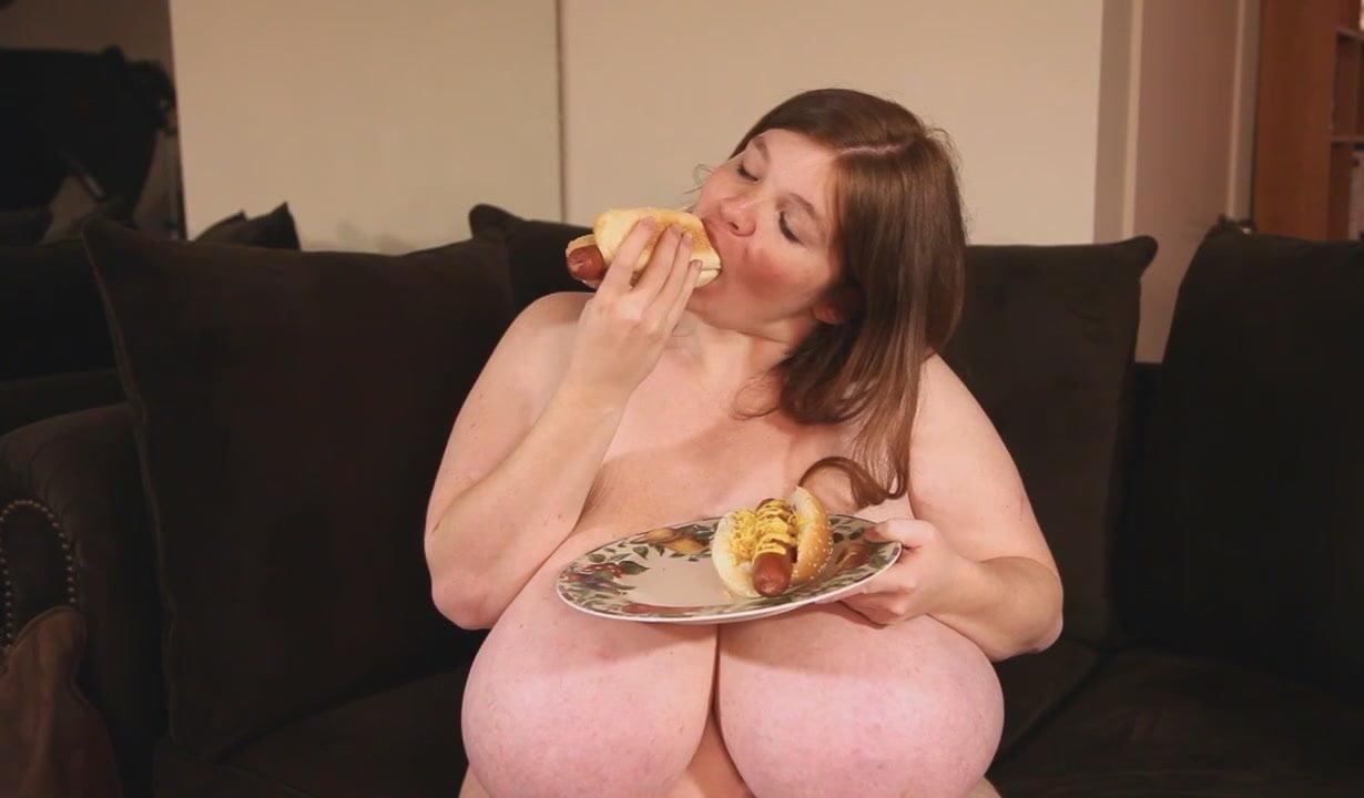 BBW pornstar