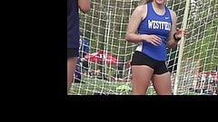 Track n Field Teens Spandex Shorts 7