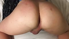 BBC With Thick White Trans Gurl 1