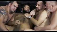 home made sex party...Which bear do you want to fuck ?