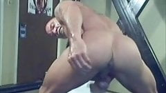 hot muscle daddy asshole
